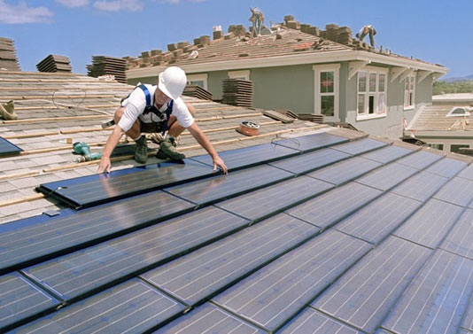 ... to Save Some Green – Installing Solar Panels to Reduce Energy Costs